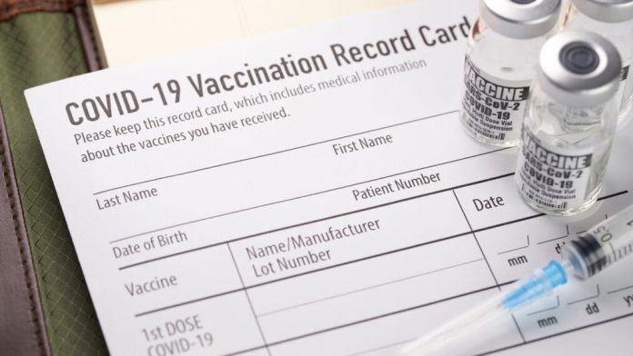 Wisconsin DHS launching COVID-19 vaccine registry, Report
