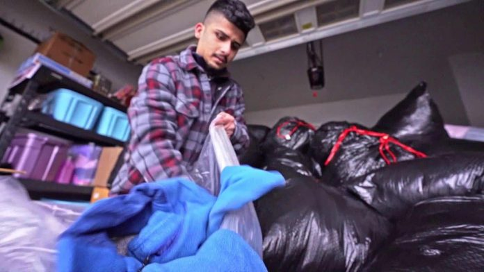Ashis Dhakal: Meet the 18-year-old who created clothing charity