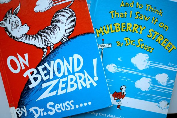 Dr. Seuss Books BANNED on eBay? School systems and public libraries say Dr. Seuss books will stay on the shelves