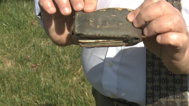 Ester French: A look inside a woman's wallet returned almost 70 years after she lost it in school