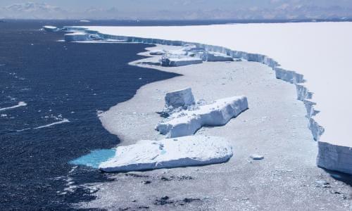 Iceberg size of Greater London breaks off Antarctica (Report)
