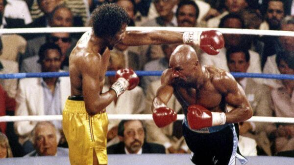 Marvin Hagler Death: Middleweight boxing great dies aged 66