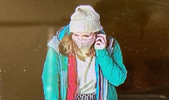 Police release CCTV footage of missing Sarah Everard (Picture)