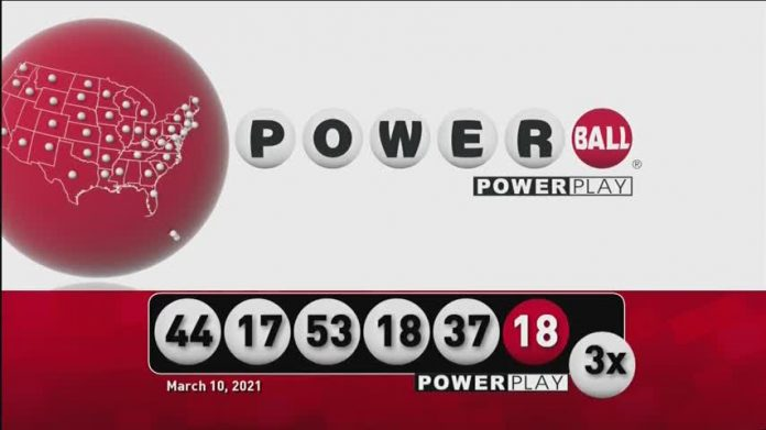 Powerball Lottery winning numbers and results for March 10, 2021