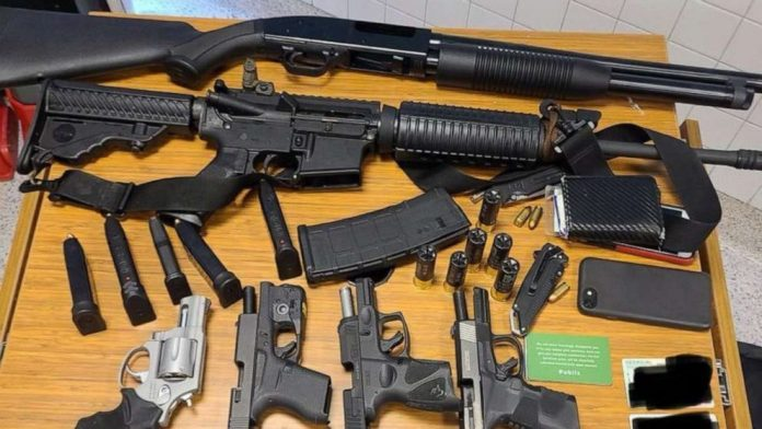 Rico Marley: Man with 6 guns, body armor arrested inside Publix at Atlantic Station