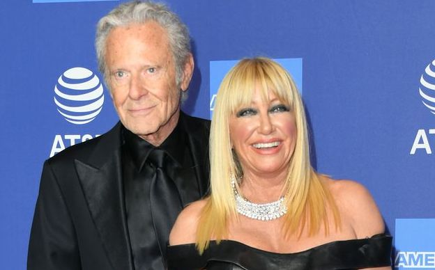 Suzanne Somers Shares TMI Details About Her Sex Life with Husband Alan Hamel, Report