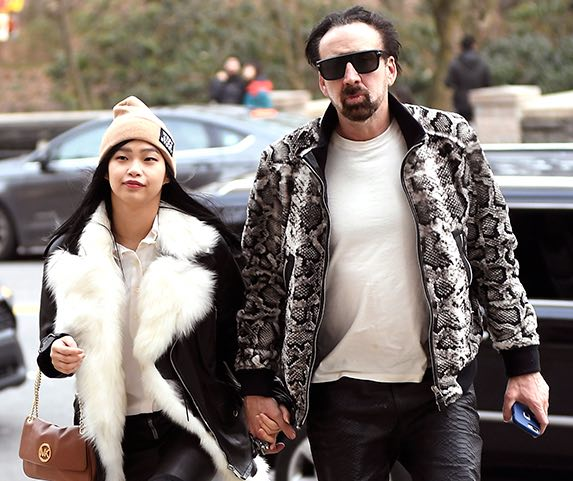 Who is Riko Shibata? Nicolas Cage just got married for the fifth time, age 57