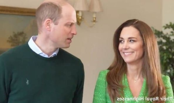 William and Kate join world leaders for St Patrick's Day message (Video)