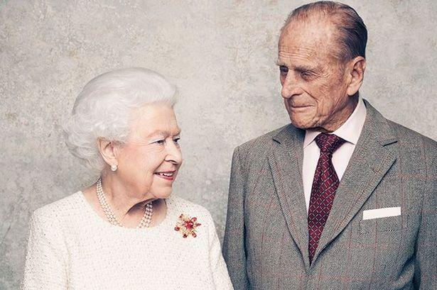 Heartbroken Queen's statement as she announces 'beloved' Philip has died (Details)