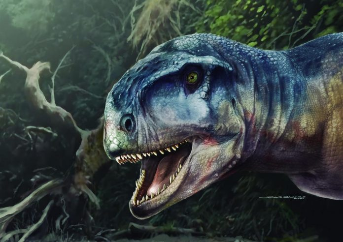 Skull of Dinosaur Named 'One Who Causes Fear' Found in Argentina (research)