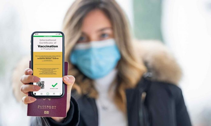 Vaccine Passport 2021 Application: Governments should steer clear, but let businesses require them if they choose