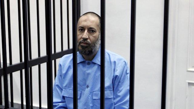 Saadi Gaddafi Free: Son of former Libya leader freed from jail